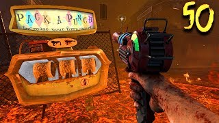 """""""TOWN"""" ROUND 50 CHALLENGE! (Call of Duty Black Ops 2 Zombies)"""