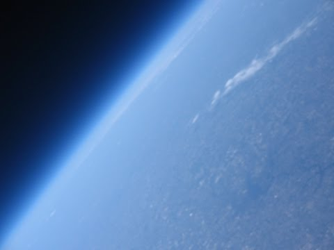 Near Space Flight on Hydrogen Balloon
