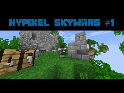 Hypixel Skywars #1 | The Beginning