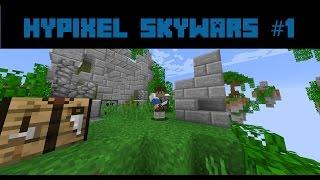 Hypixel Skywars #1 | The beginning