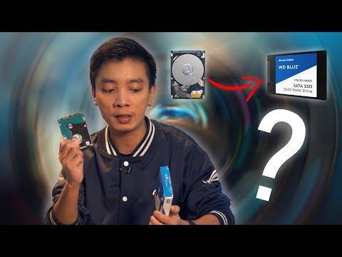 Cara Mudah Migrasi OS ke SSD Tanpa perlu Install Ulang!.
