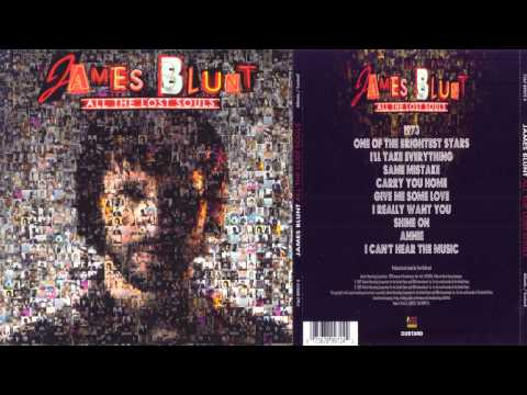 James Blunt All The Lost Souls with covers a DHZ Inc Release