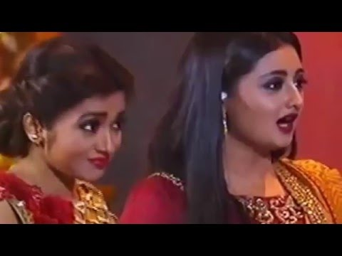 Tina Dutta, Rashami Desai, Nandish Sandhu on ANTV performance Indonesia 2016