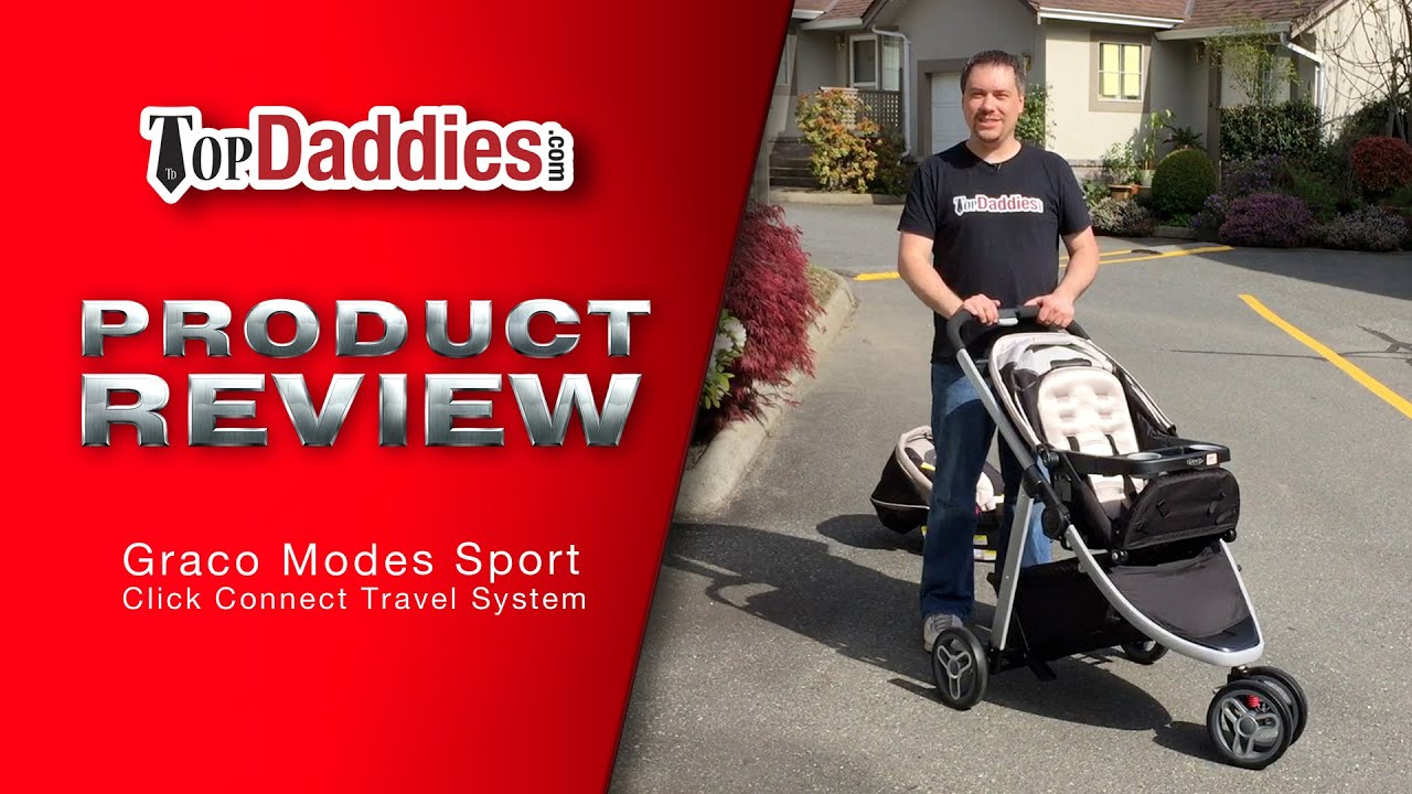 Graco Modes Sport Travel System Review