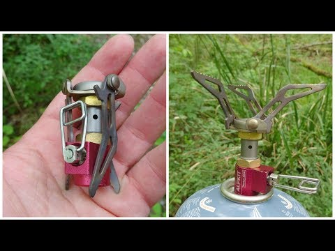 ROBENS Fire Bug Titan Gaskocher