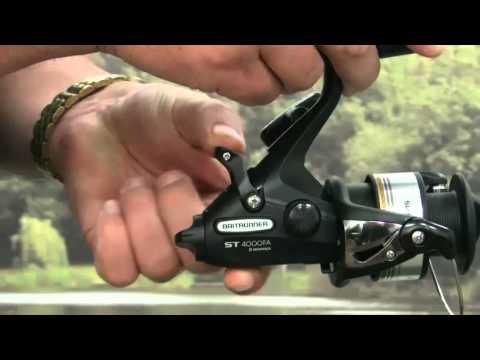 Shimano Baitrunner ST 4000 FB