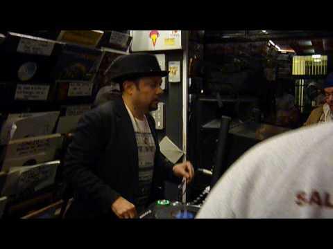 Lil Louie Vega Live @ BM Soho 23rd Jan 10