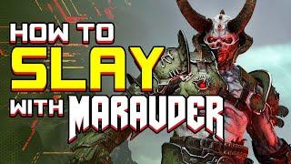 DOOM Eternal Battlemode ► Marauder Overview