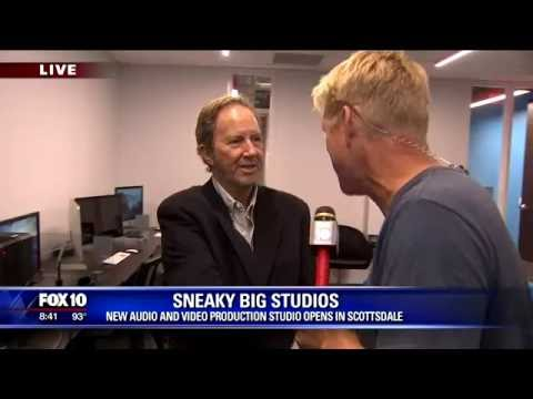 Godaddy Founder Bob Parsons opens new production studio in Scottsdale