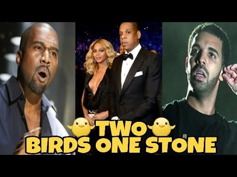 Jay Z Disses KANYE WEST AND DRAKE On Boss New Song w/ Beyonce 'Everything Is Love'