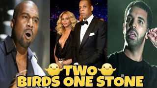 Jay Z Disses KANYE WEST AND DRAKE On Boss New Song w/ Beyonce