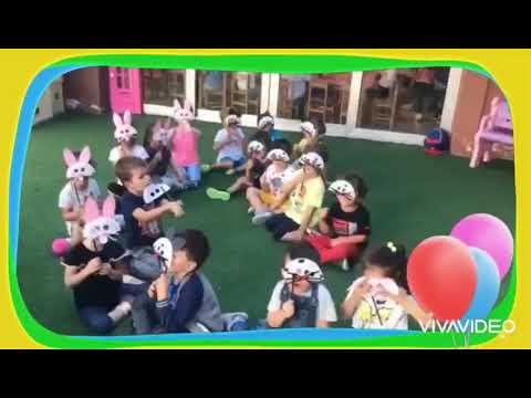 Etki Okulları - 23 Nisan - Avrupa 2 Kampüsü - Mint Class (1) :)