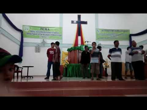 Pitah ham do Tuhan - Vokal Grup Gabungan Bapa dan Pemuda GKPS Binut...