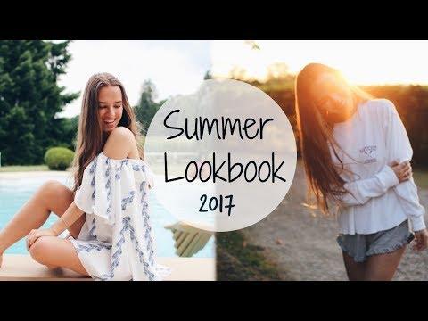 Summer Lookbook 2017// Summer Outfits