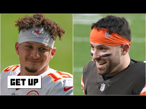 Can the Browns score enough points to take down the Chiefs? | Get Up