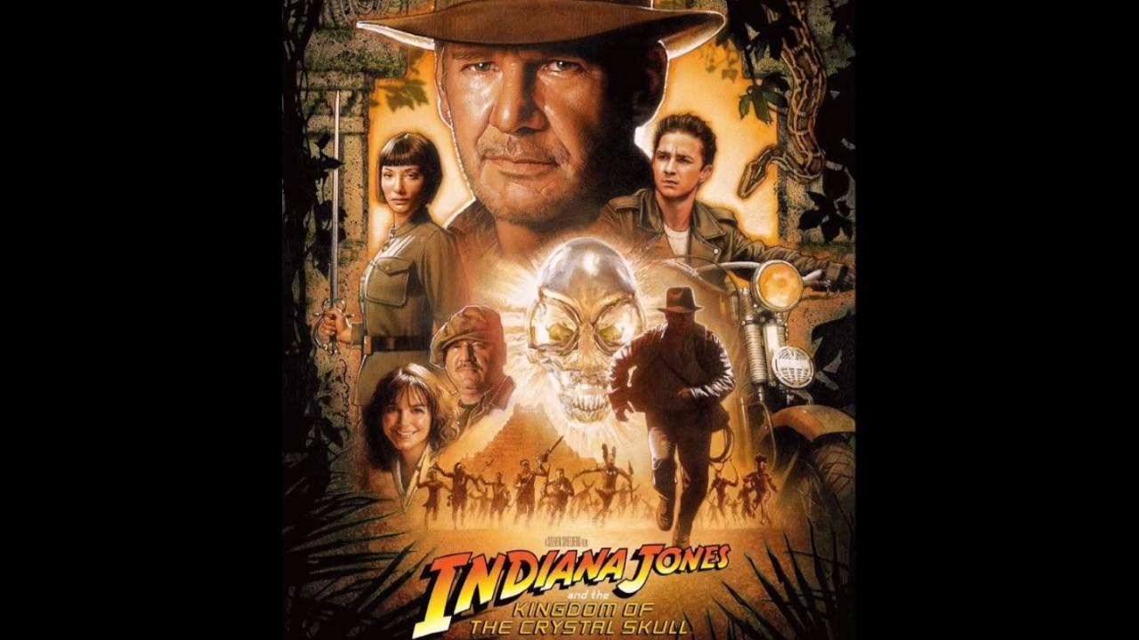 Indiana Jones e il regno del teschio di cristallo - Audiofilm - YouTube