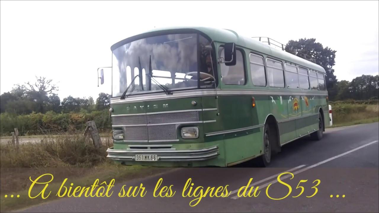 Autocar Saviem 1977 S 53 Youtube