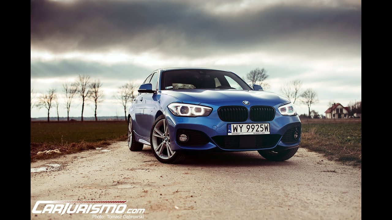 BMW 120d FL xDrive 5d test PL Pertyn Ględzi