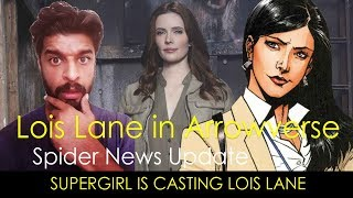 Lois Lane in ArrowVerse Crossover Event