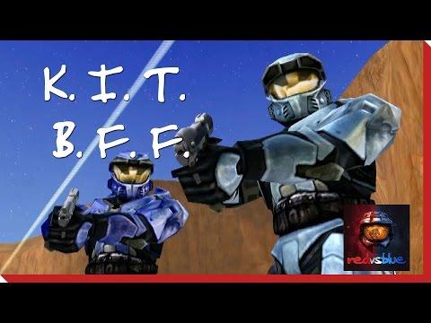 Season 2, Episode 38 - K.I.T. B.F.F. | Red vs. Blue