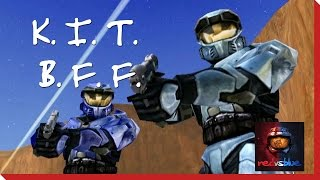 K.I.T. B.F.F. - Episode 38 - Red vs. Blue Season 2