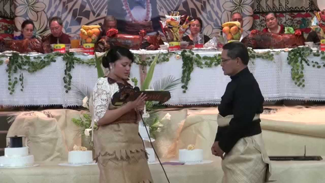 Naomi Siuhengalu 21st Birthday Kava Amp Key Ceremony Youtube