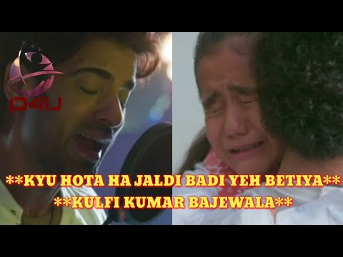 SONG**KYU HOTA HA JALDI BADI YEH BETIYA**//KULFI KUMAR BAJEWALA// LATEST SONG // BY PARADISE4U//