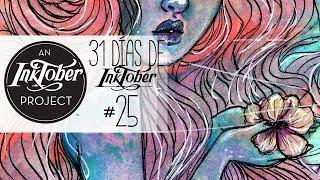 LA SIRENA   31 Días de INKTOBER #25