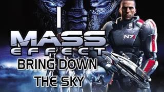 Mass Effect Gameplay Walkthrough - Part 1 Bring Down The Sky DLC