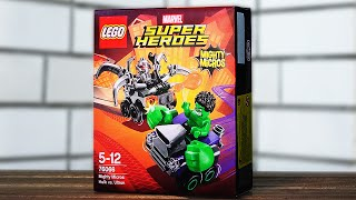 ХАЛК И АЛЬТРОН  (LEGO Mighty Micros 76066)