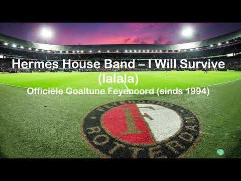 Officiële goaltune Feyenoord - Hermes House Band