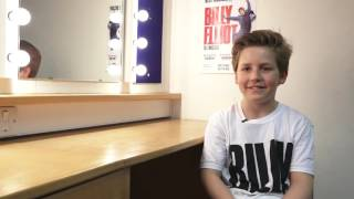 Quick-Fire Questions with Lewis Smallman | Billy Elliot the Musical