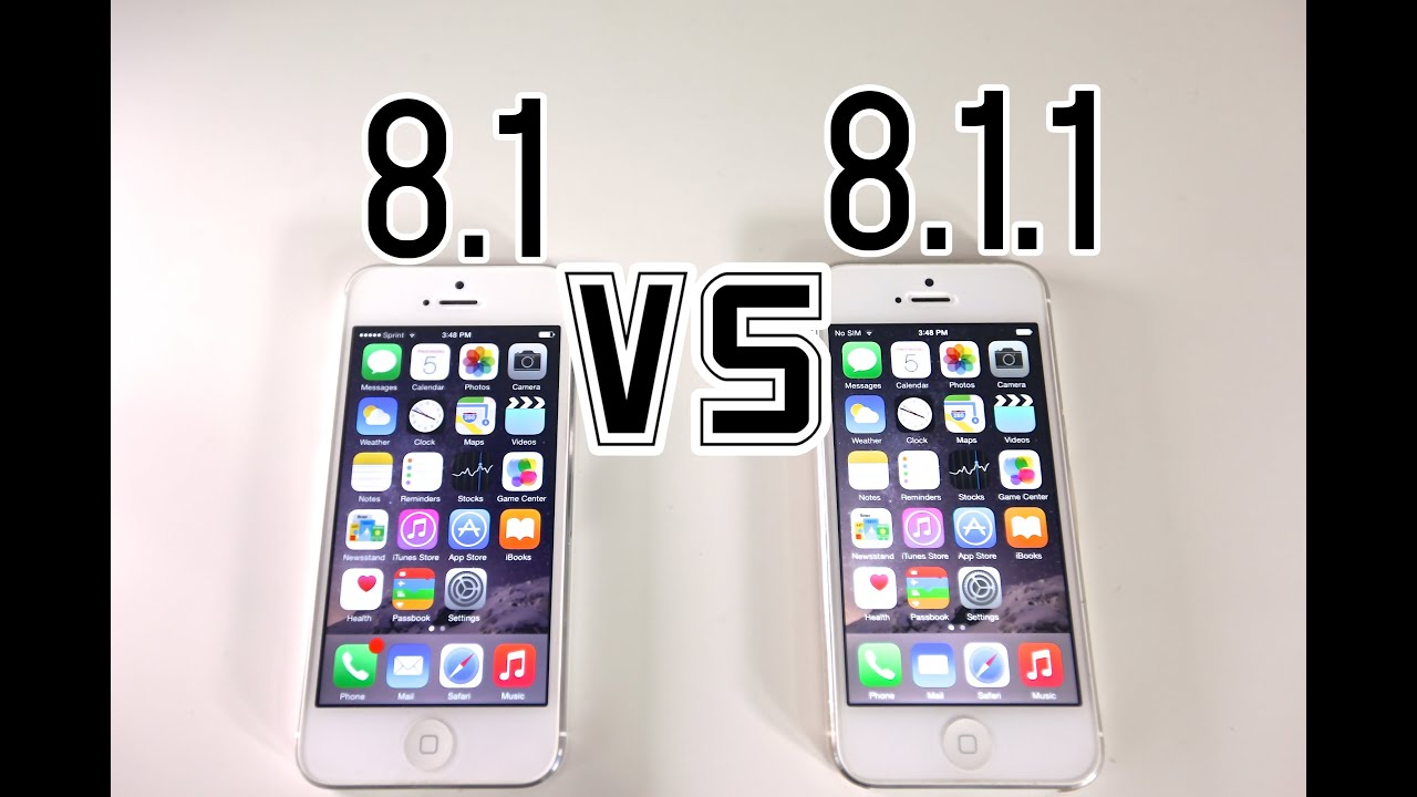 how to get ios 8 on iphone 4 ios 8 1 vs 8 1 1 amp ios 7 1 2 vs 8 1 1 is it faster 20857