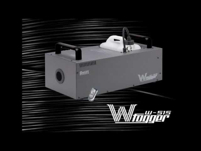 Antari W-515D & W-530D Effect