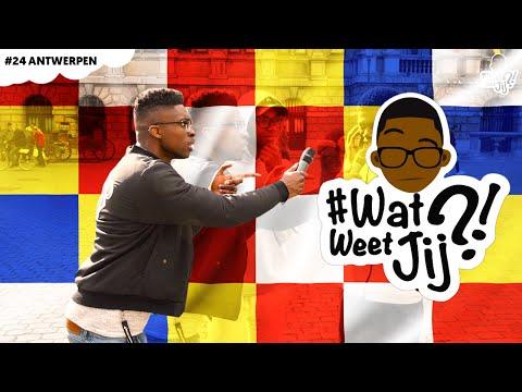 #WATWEETJIJ?! | #24 Antwerpen (BELGIË).
