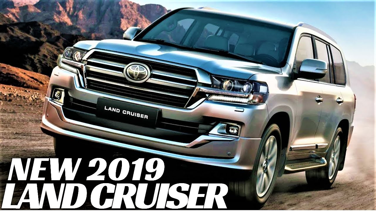 new 2019 toyota land cruiser model