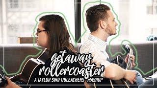 Getaway Rollercoaster 🚗 (Taylor Swift/Bleachers Mashup) | Jenna Clare + thebooktuber
