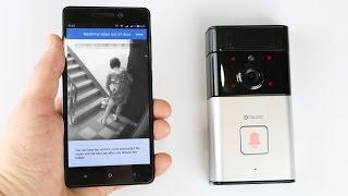 Дверной глазок с видеокамерой – беспроводной глазок с монитором на дверь