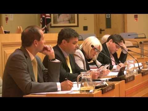 Thurrock Council leader spells out the gravity of the economic cuts