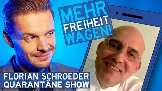 Die Corona-Quarantäne-Show vom 26.05.2021 mit Florian & Prof. Eckhard