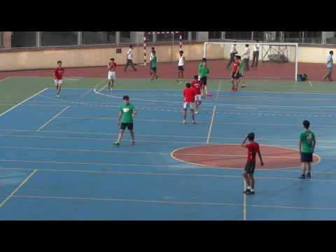 7th Nov Senior Inter-House Football Competition : Rose VS Shamrock 2nd Half (1)