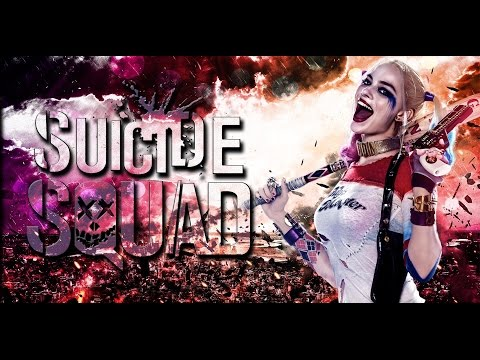 Suicide Squad Harley Quinn  I'm Just A Sucker For Pain 