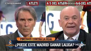 ¿GANARÁ el REAL MADRID LA LIGA? CARA a CARA entre DURO y LOBO Carrasco