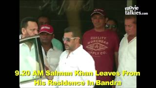 INSIDE Video Of Salman Khan