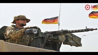 Германия увеличит численность немецких солдат в Афганистане. Новости от 6.03.2018