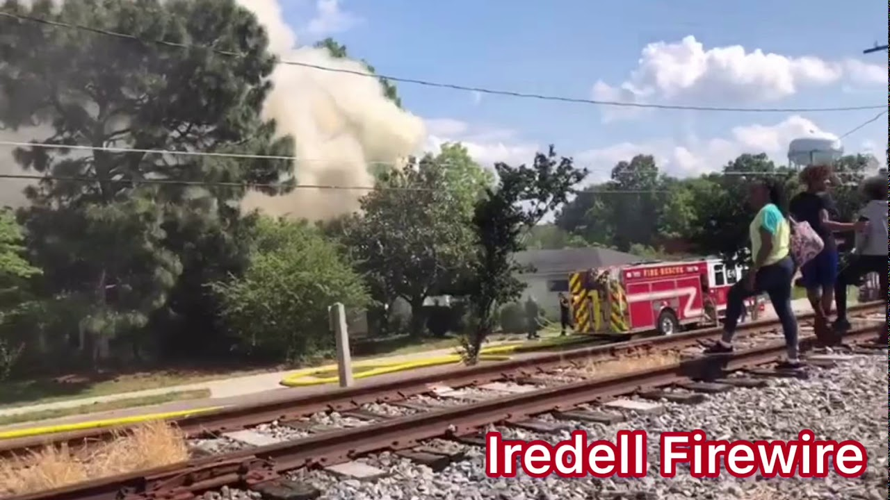Iredell County Firewire