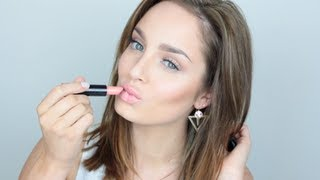 Top Favourite Nude and Natural Pink Lipsticks!