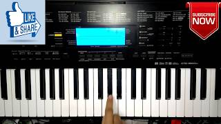 Kiss me - Dairy Milk(Theme song) Full Piano Tutorial