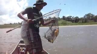 pesca robalo no rio mucuri -ba