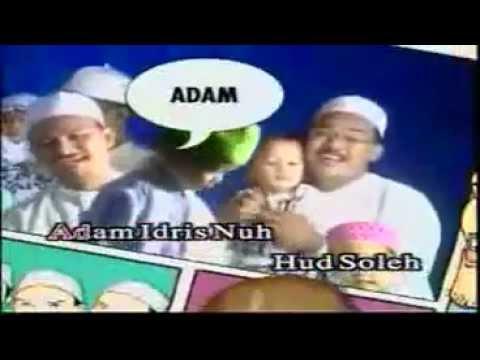 Nasyid 25 Rasul Oleh Raihan